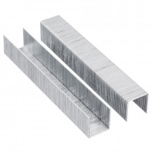 """Скобы """"8мм"""" (11.3мм*0.7мм) для мебельных степлеров (прямоугольные) (Тип 53)"""
