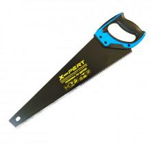 "Ножовка по дереву ""400"" (пласт рукоять, высота зуб 6мм, шаг 4 мм)/48шт"