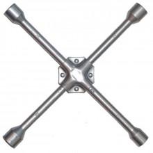 Ключ болонный (крестовой ) (17-19-.21-23мм) (46х46)/15шт