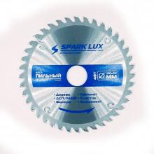 """Диск """"Spark Lux"""" 125х32мм(пильный для циркуляр машин) (Дер,фанера,ламинат,пластик,ДСП/МДФ)"""